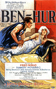 Cary Framed Prints - Ben Hur Framed Print by Studio Artist