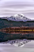 Landscape Photo Posters - Ben Lomond Poster by John Farnan