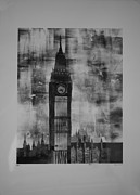 London Print Originals - Ben by Sean Ward