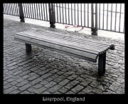 All Acrylic Prints - Bench #25 by Roberto Alamino