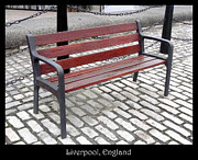 All Acrylic Prints - Bench #26 by Roberto Alamino