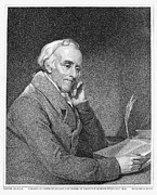 Thomas Sully Prints - BENJAMIN RUSH (c1745-1813) Print by Granger