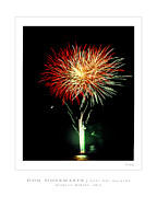 4th Of July Posters - Berkeley Marina Poster by HoekPhoto PhotoWorks by Don Hoekwater