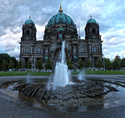 Berlin - Cathedral Print by Gregory Dyer