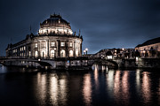 Berlin Germany Posters - Berlin - Bode-Museum Poster by Hannes Cmarits