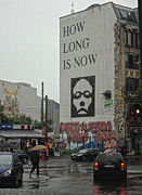 Berlin - How Long Is Now Print by Gregory Dyer