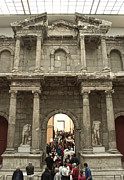 Berlin - Pergamon Museum - No.02 Print by Gregory Dyer