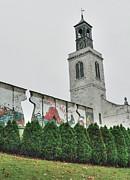 Berlin Wall Segment Print by David Bearden