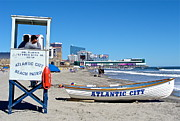 Atlantic Beaches Originals - Best Job In The World by Ira Shander