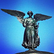 Kathleen Anderle - Bethesda Fountain Angel...