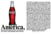 Sixties Posters - Better With Coke Poster by Benjamin Yeager