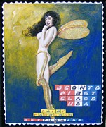 Fantasy Originals - Bettie Page Fairy Fabulous by De Selarom Studios