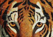 Wild Animals Metal Prints - Beware Metal Print by Crista Forest