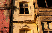 Weathered Houses Prints - Beyoglu Old House 01 Print by Rick Piper Photography