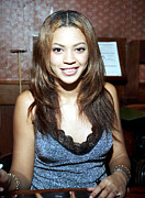 Jay Z Photos - Beyonce At Age 16 by Elgin Edmonds