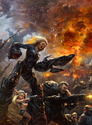 Explosion Originals - Beyond the wall by Eldar Zakirov