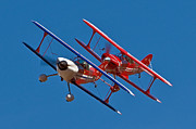 S1 Photos - Bi-planes Racing by Steve Rowland