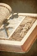Biblical Print by Sophie Vigneault