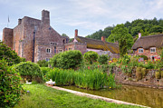 Manor Photos - Bickleigh Castle - Devon by Joana Kruse