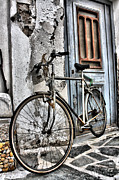 Historic Vehicle Photo Originals - Bicycle by Michael Tsinoglou