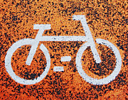 Luis Santos - Bicycle sign