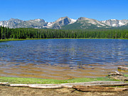 Bierstadt Photo Metal Prints - Bierstadt Lake 2 Metal Print by Margaret Doss