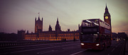 Thomas Richter Metal Prints - Big Ben - London Metal Print by Thomas Richter