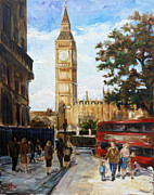Big Ben Originals - Big Ben - London by Irek Szelag