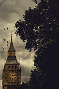Ripper Prints - Big Ben Print by Margie Hurwich