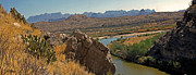 Grande Originals - Big Bends Rio Grande by David Salter