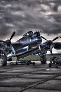Lancaster Bomber Prints - Big Bertha Print by Jason Green