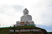 Big Posters - Big Buddha Phuket - Phuket Thailand - 01132 Poster by DC Photographer