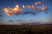Prescott Photos - Big Chino Valley Sunset Colors by Aaron Burrows