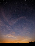 Dusk Prints - Big Dipper Print by Davorin Mance