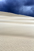 Large Sand Dunes Framed Prints - Big Dune at Mangawhai Heads Framed Print by Paul Kennedy