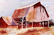 Fauna Originals - Big Jims Barn by John  Svenson