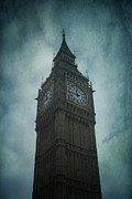 Atmospheric Prints - Big Old Ben  Print by Mohamad Itani