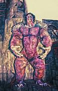 Gregory Dyer - Big Purple Monster