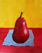Melvin Turner - Big Red Pear
