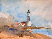 Jing Jennifer Wu - Big Sable Lighthouse
