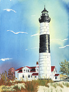LeAnne Sowa - Big Sable Lighthouse
