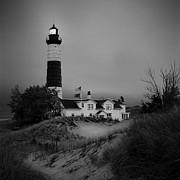 Jeff Burton - Big Sable Point Light