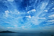 Alcatraz Art - Big Sky California by Eric Tressler