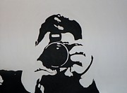 Camera Paintings - Big Smiles by Seth Cook