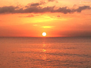 Ann Iuen - Big Sunset in Jamaica