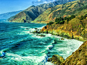 Dominic Piperata - Big Sur Coast South of Carmel