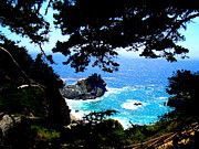 Big Sur Beach Originals - Big Sur Coast by Stephanie Moses