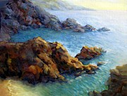 Sandy Farley - Big Sur Morning