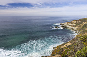 Coastline Art - Big Sur Seascape by Priya Ghose