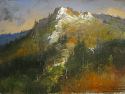 Thomas Moran Originals - Big Thompson Canyon by Darryl Steele